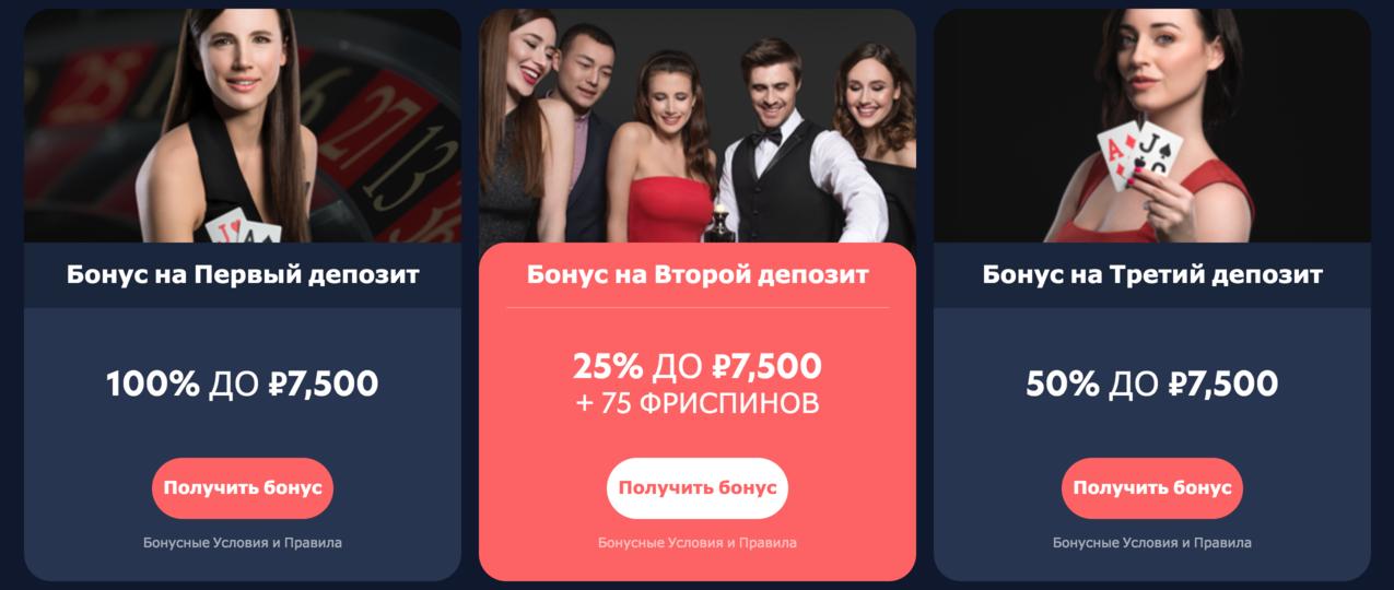 Bonus för Live Casino
