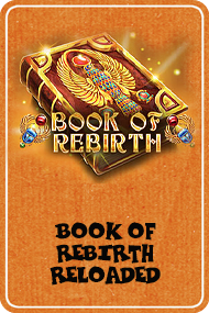 Book Of Rebirth Reloaded (Spinomenal)