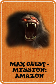 Max Quest – Mission: Amazon (Betsoft)