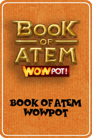 Book of Atem WowPot (All41 Studios)