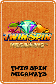 Twin Spin Megaways (NetEnt)