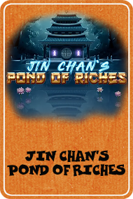 Jin Chan's Pond of Riches (Thunderkick)