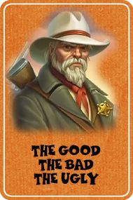 The Good The Bad The Ugly (Gluck Games)