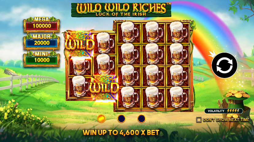 Wild Wild Riches (Pragmatic Play)