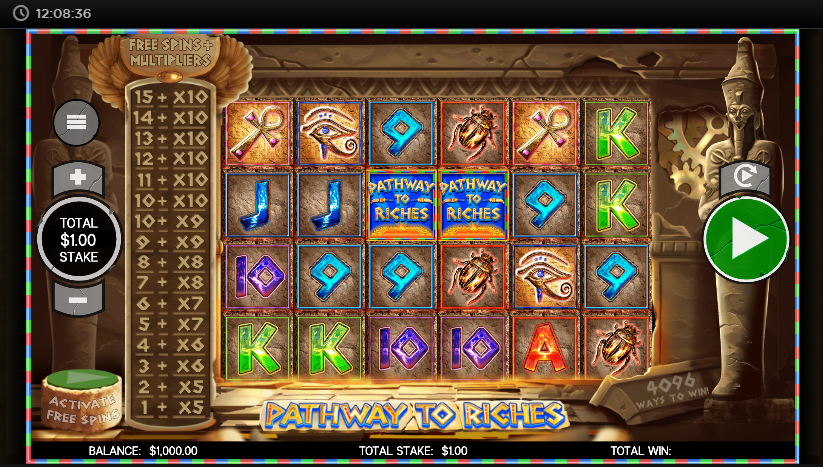 Pathway to Riches (CORE Gaming)