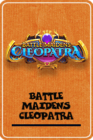 Battle Maidens Cleopatra (1X2gaming)
