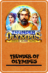 Thunder Of Olympus (Booongo)