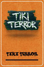 Examen de la fente en ligne Tiki Terror (OneTouch)