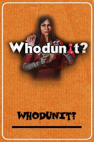 Un examen de la fente en ligne de Whodunit? (Genii)