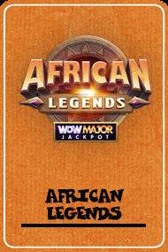 African Legends (Slingshot Studios)