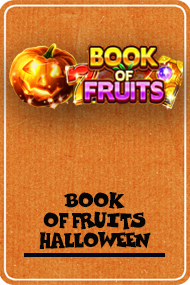 Book of Fruits Halloween (Amatic)