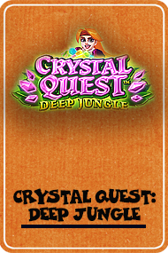 Crystal Quest: Deep Jungle (Thunderkick)