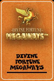 Divine Fortune Megaways (NetEnt)