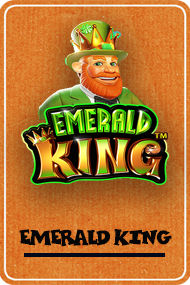 Emerald King (Reel Kingdom)