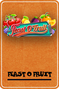 Feast O Fruit (Leap Gaming)