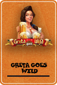 Greta Goes Wild (iSoftBet)