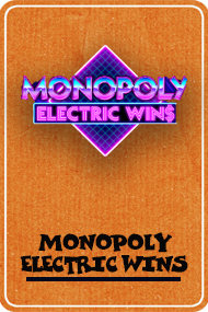 Monopoly Electric Wins (WMS)