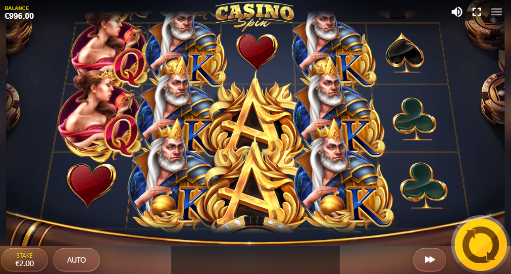 Casino Spin (Max Win Gaming)