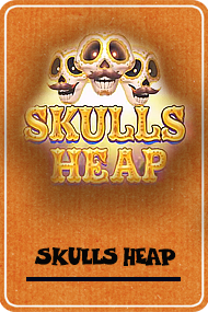 Skulls Heap (GONG Gaming Technologies)