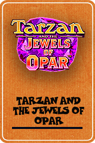 Tarzan and the Jewels of Opar (Gameburger Studios)