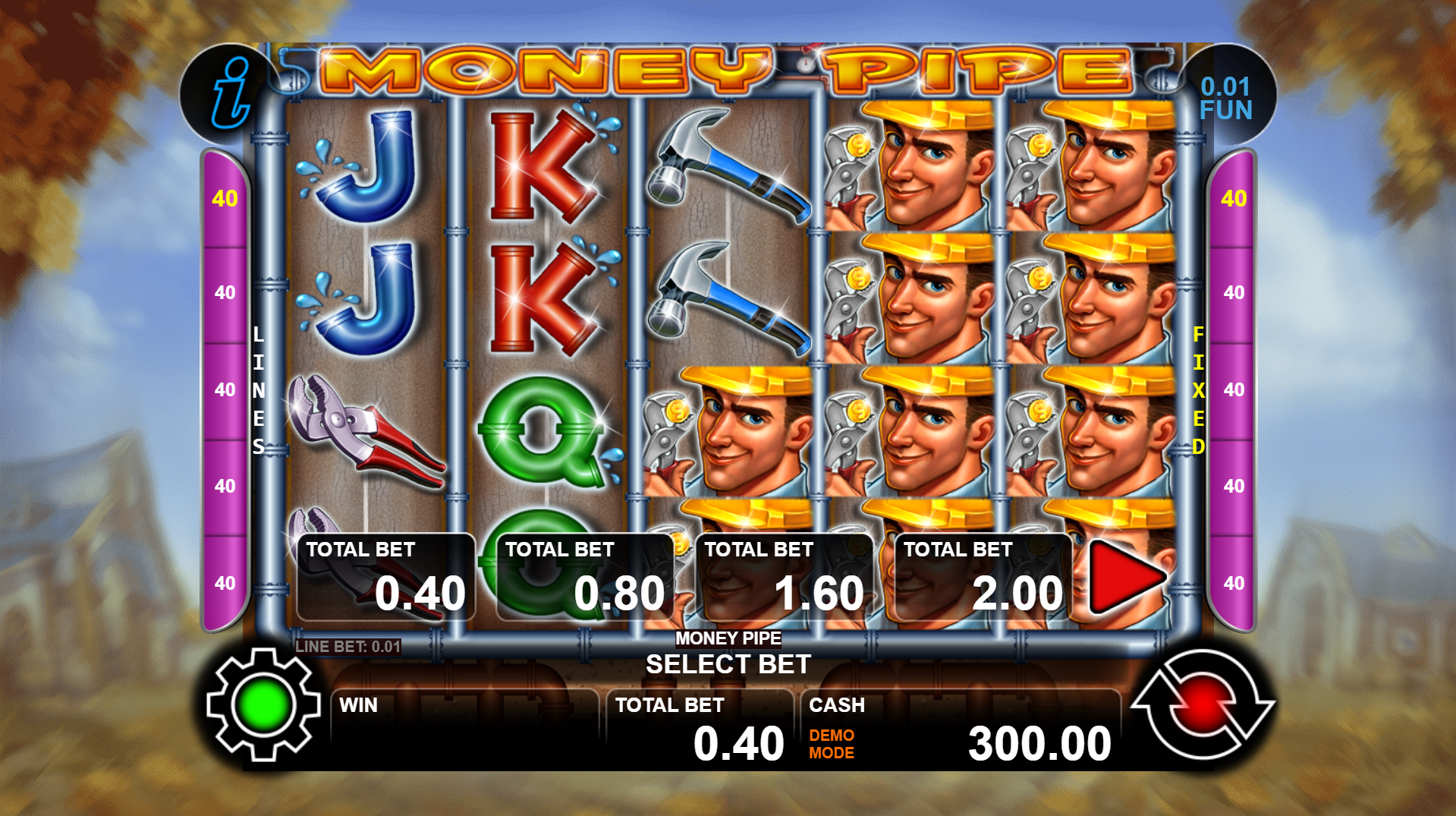 Money Pipe (Casino Technology)