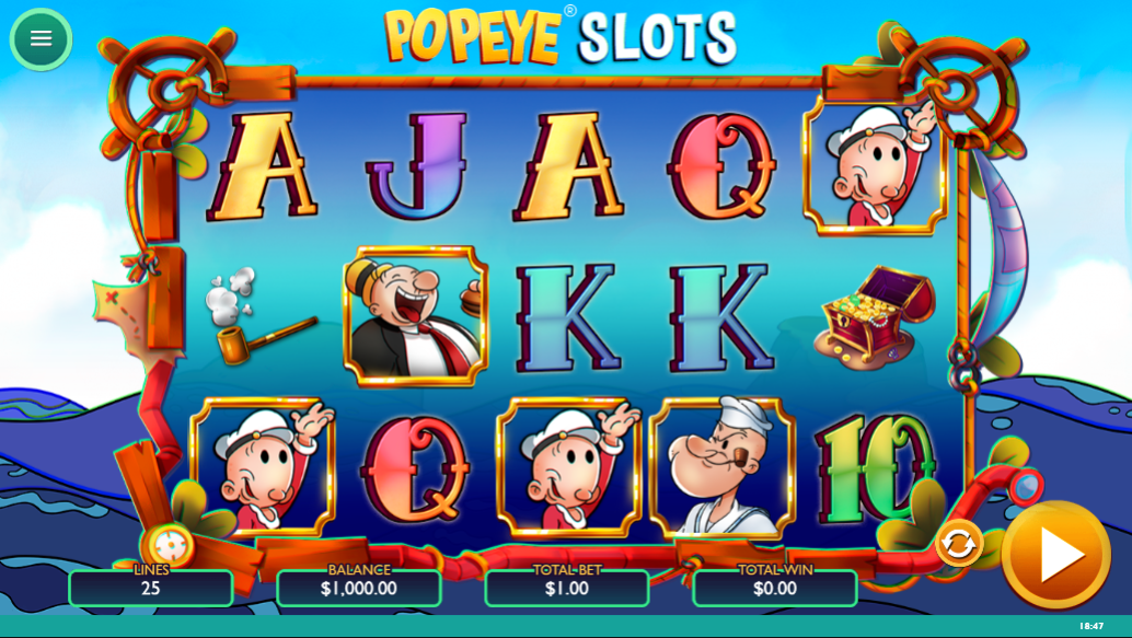 Popeye Slots (Spieldev)